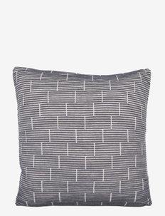 Rifly 50x50 cm 2-pack - kissenbezüge - grey