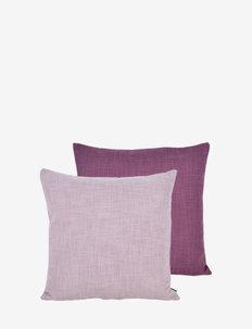 Viola 45x45 2-pack - kissenbezüge - lavender
