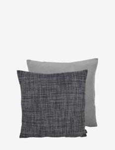 Walde 50x50 cm 2-pack - pudebetræk - grey