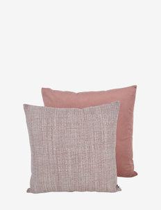 Walde 50x50 cm 2-pack - kissenbezüge - rose