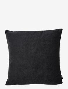 Lily 45x45 cm 2-pack - kussenovertrekken - black