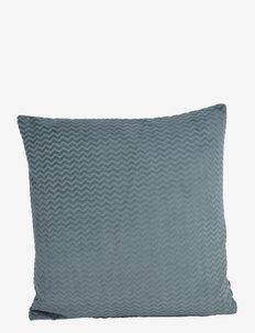 Saga 45x45 cm 2-pack - kissenbezüge - light blue