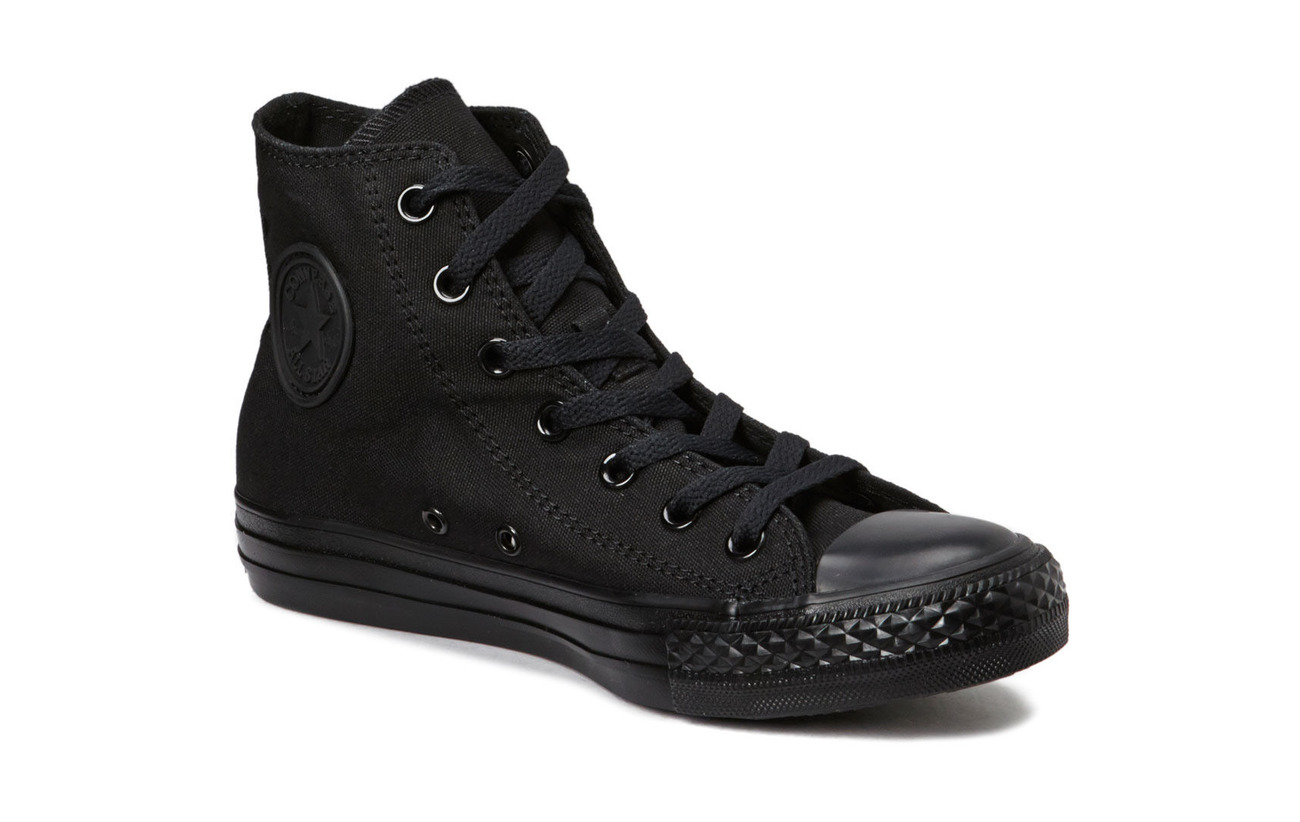 Converse AS Specialty HI - BLACK MONOCHROME