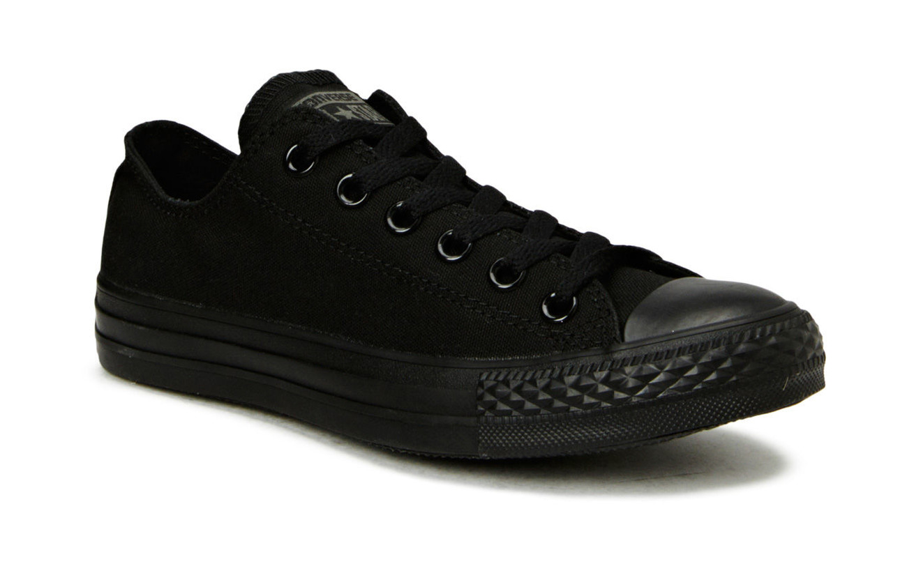 Converse All Star Specialty Ox - BLACK MONOCHROME