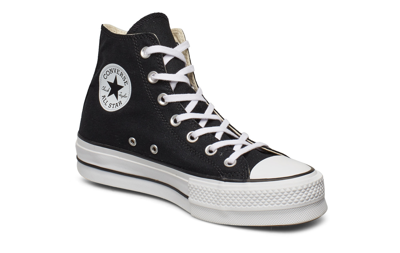 converse hi lift white