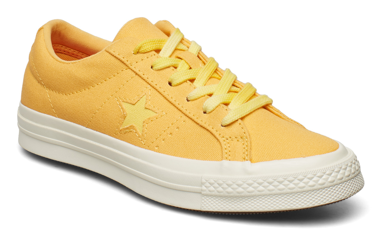 Converse ONE STAR OX - MELLONBALLER/BUTTERYELLOW