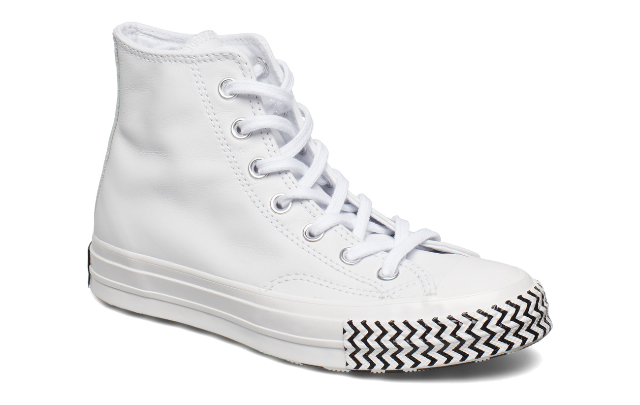 Converse CHUCK 70 HI - WHITE/BLACK/WHITE