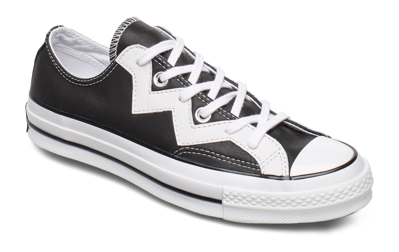 Converse CHUCK 70 OX - CONVERSE BLACK/WHITE/WHITE