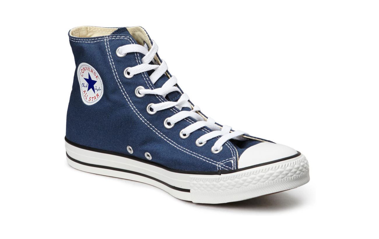 Converse All Star Canvas Hi - NAVY