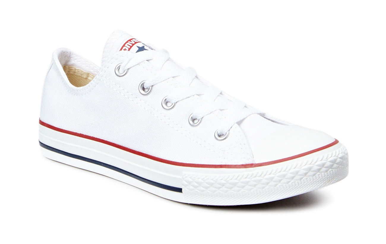 Converse YTH C/T ALL STAR OX - OPTICAL WHITE
