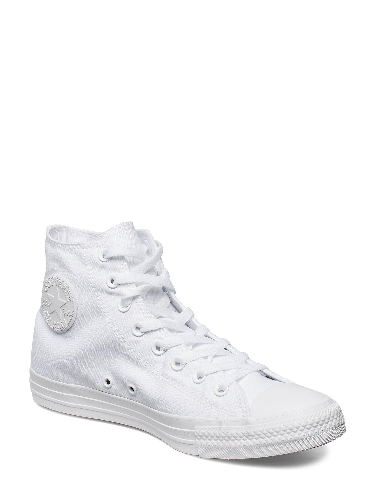 Converse All Star Specialty Hi - WHITE MONOCHROME