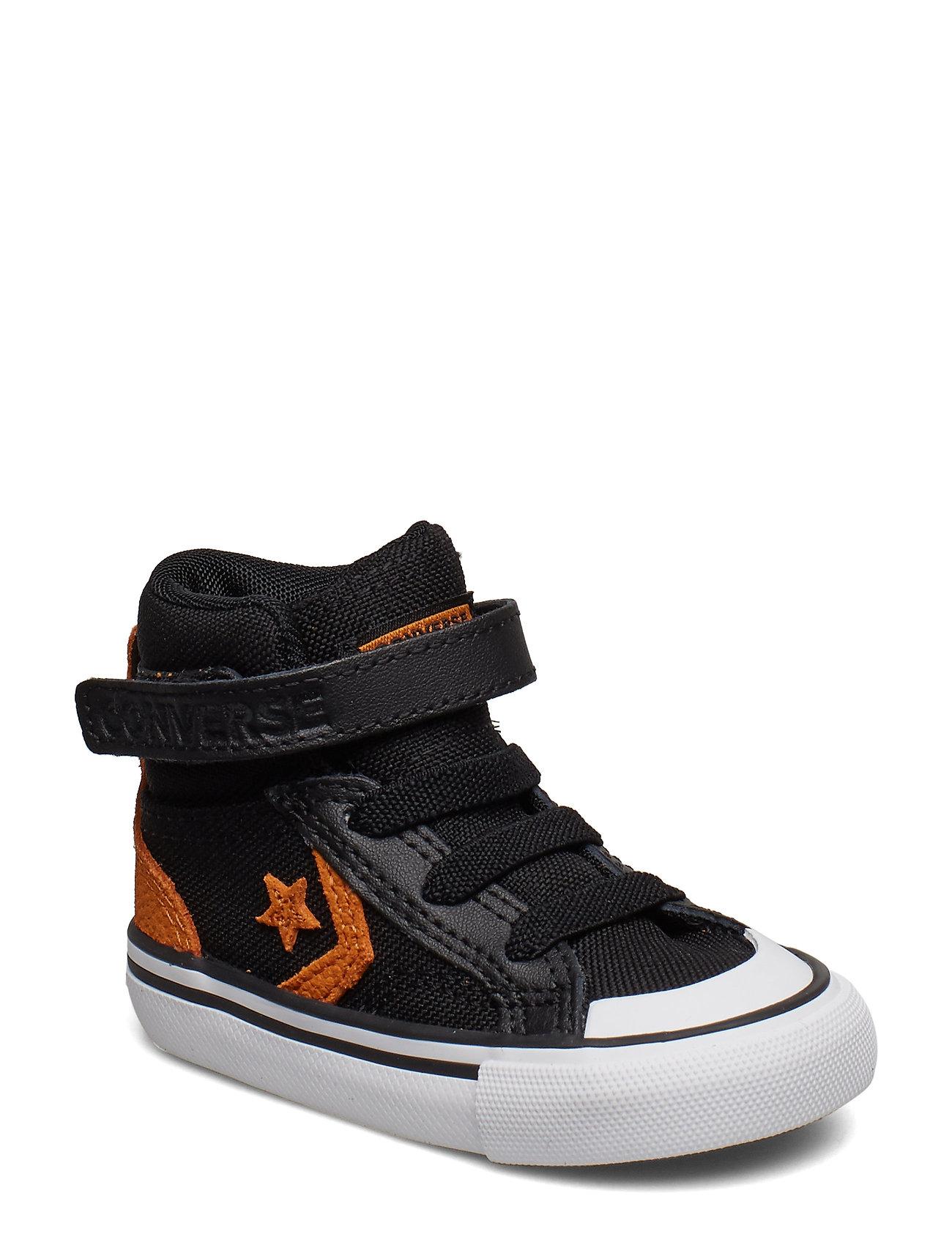 Pro Blaze Strap Hi Tennarit Sneakerit Kengät Musta Converse
