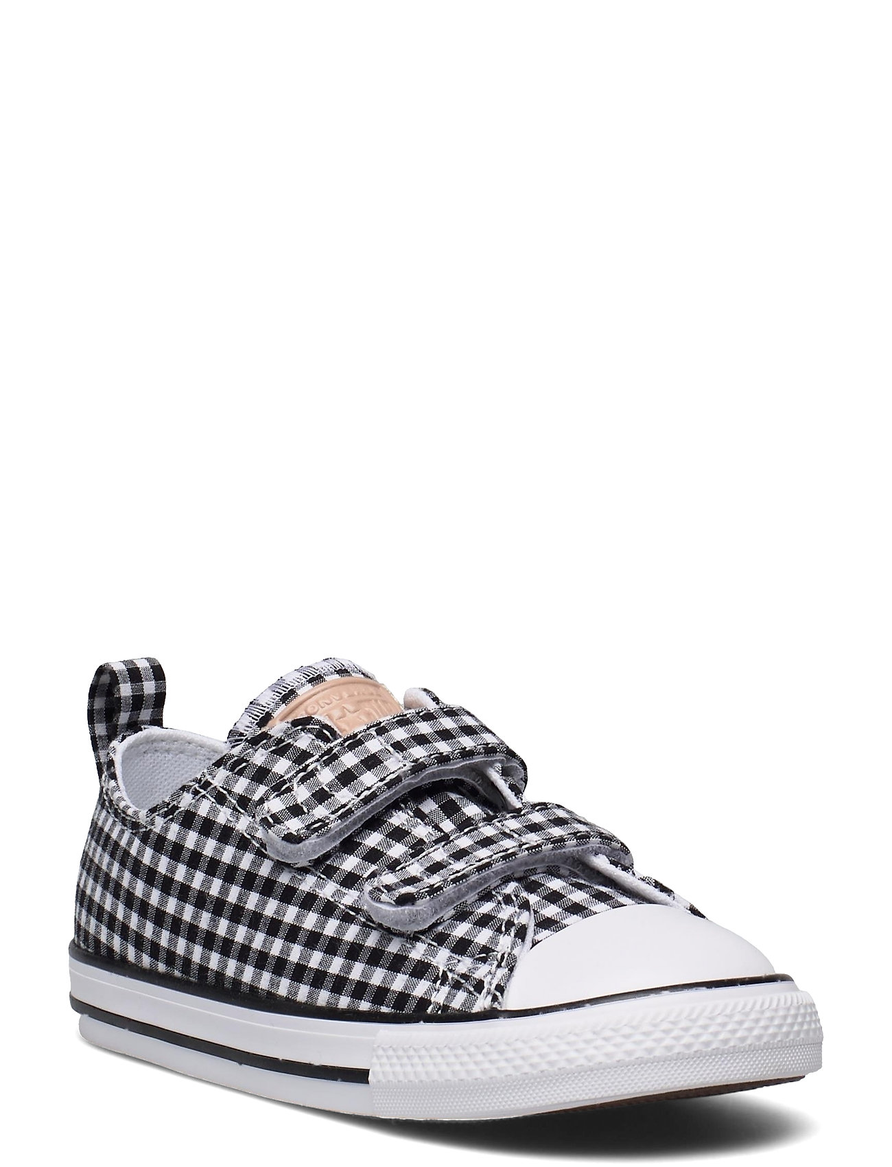Image of Ctas 2v Ox Black/White/Black Low-top Sneakers Sort Converse (3533871993)