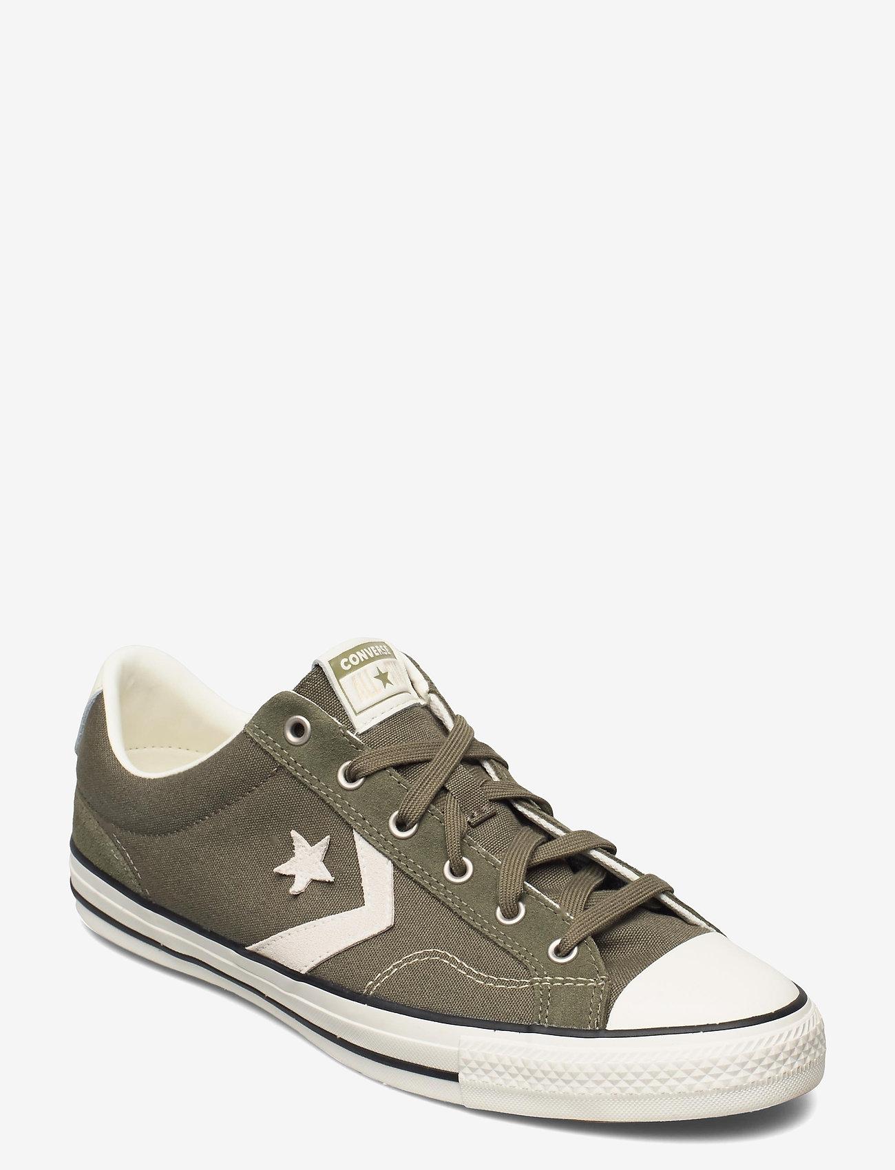 Converse Star Player Ox Field Surplus/egret/black - Sneakers ...