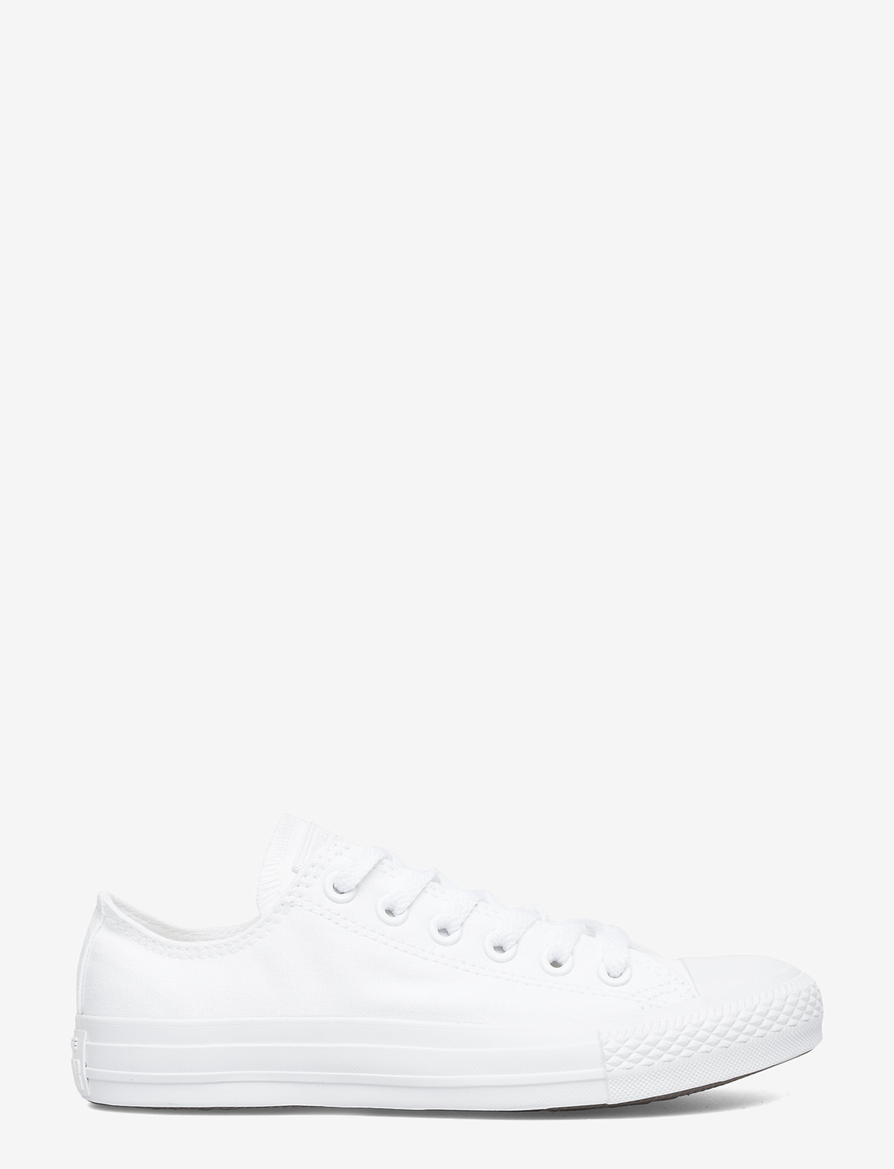Converse - All Star Canvas Ox - baskets basses - white monochrome - 1