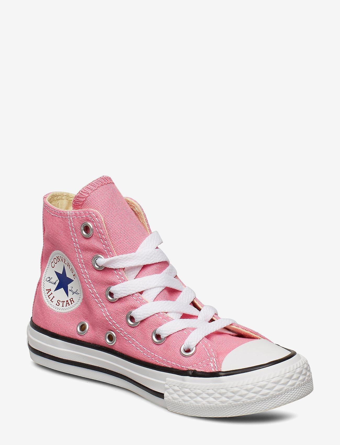 Converse - YTHS C/T ALLSTAR HI - sneakers - pink - 0