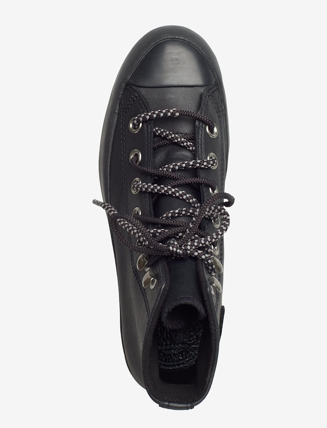 Chuck Taylor All Star Lugged Winter (Black/thunder Grey/mouse) - Converse