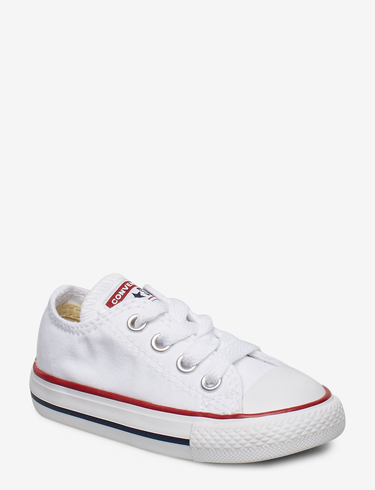 Converse - C/T A/S OX - sportiska stila apavi - optical white - 0