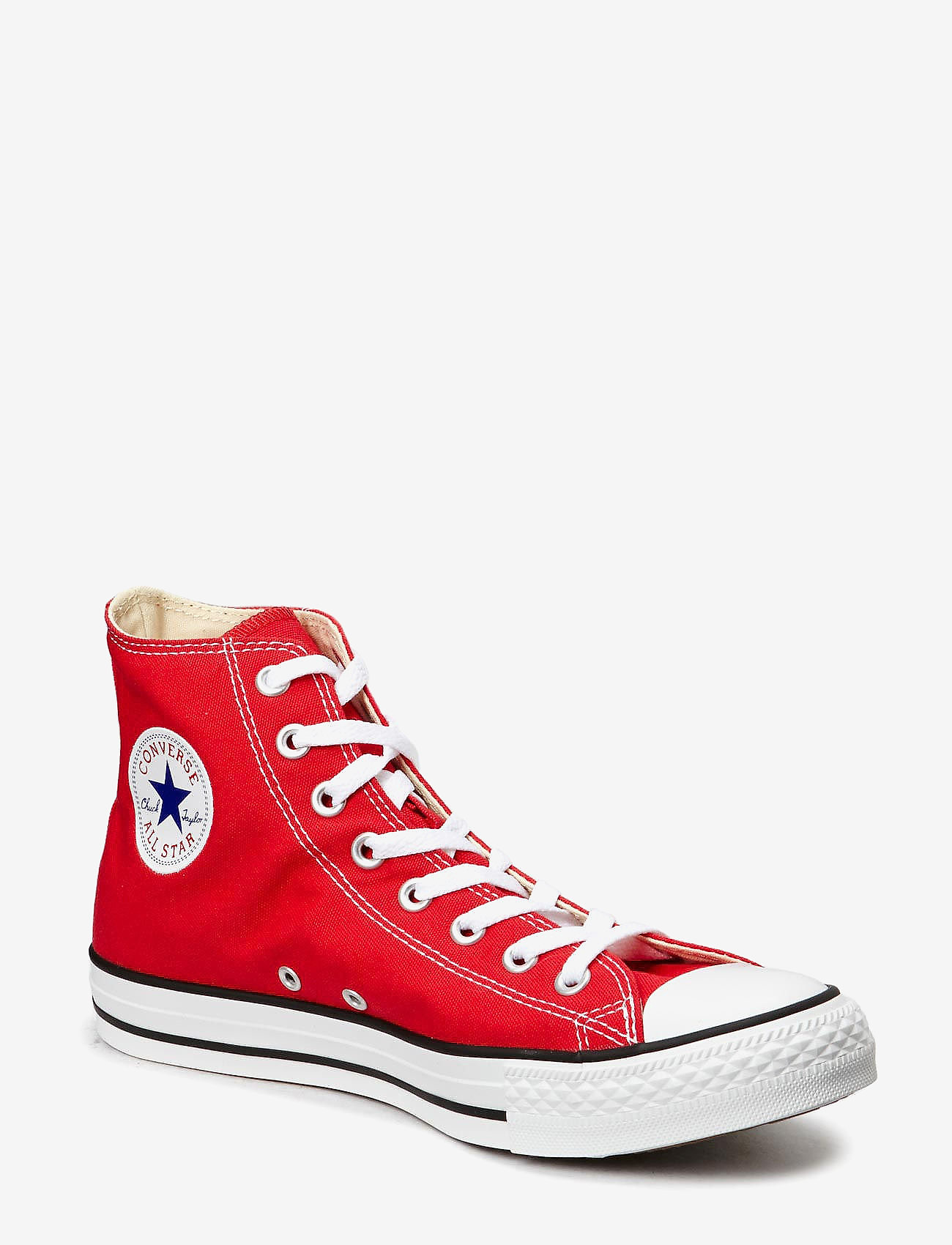 Converse - ALL STAR HI RED - high tops - red - 0