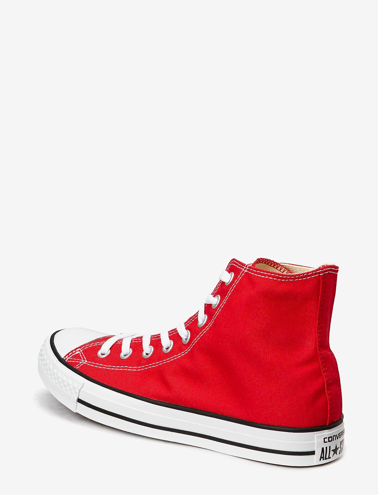 Converse - ALL STAR HI RED - laag - red