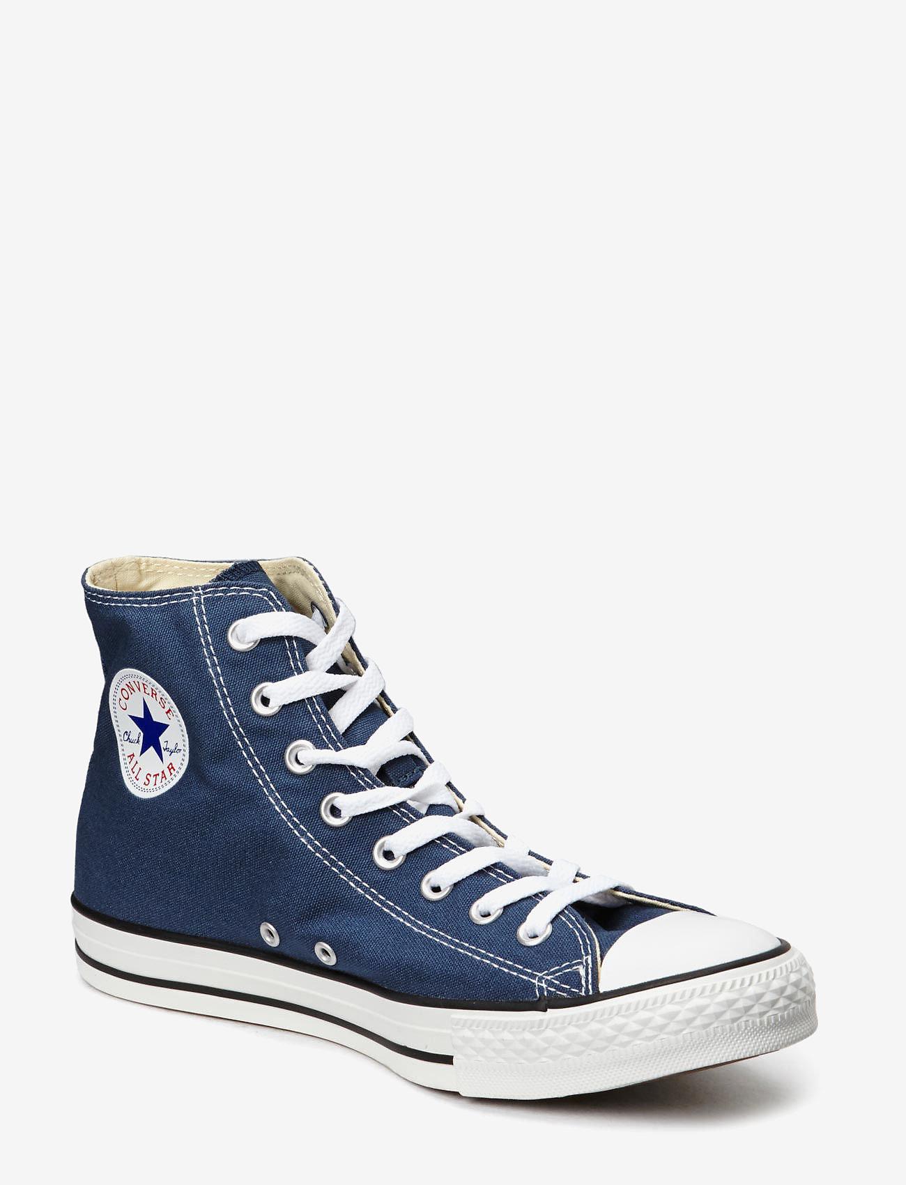 Converse - All Star Canvas Hi - hoog sneakers - navy - 0