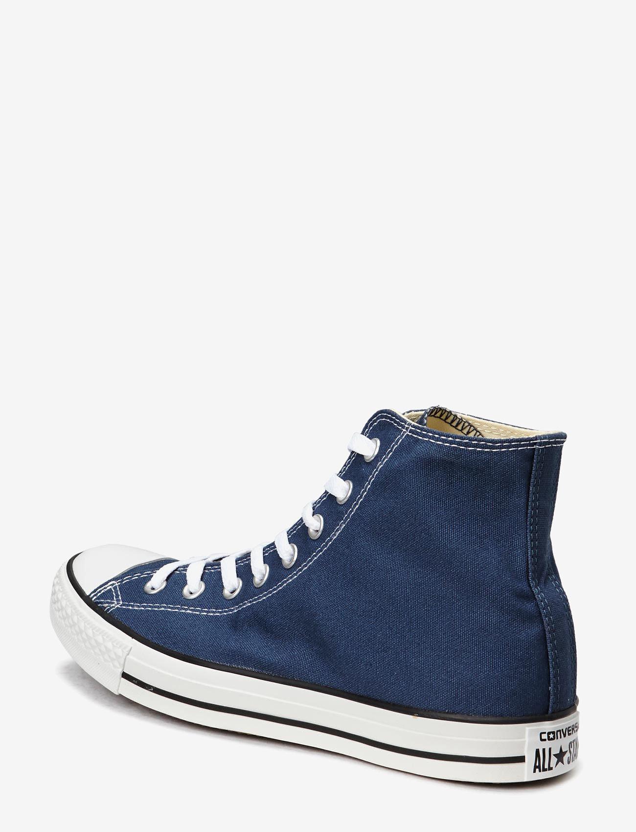 Converse - All Star Canvas Hi - hoog sneakers - navy - 1