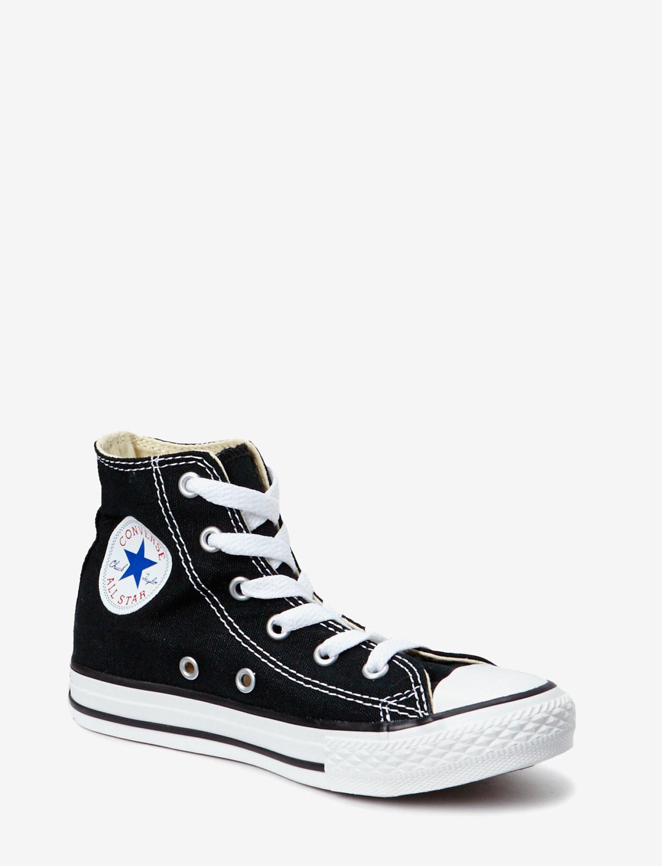 Converse - YTHS C/T ALLSTAR HI - sneakers - black - 0