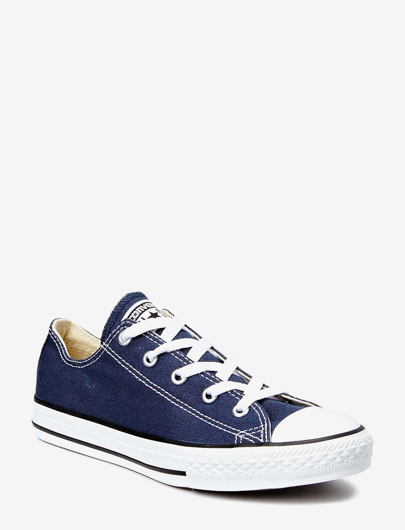 Converse - YTHS C/T ALLSTAR OX - sneakers - navy - 0