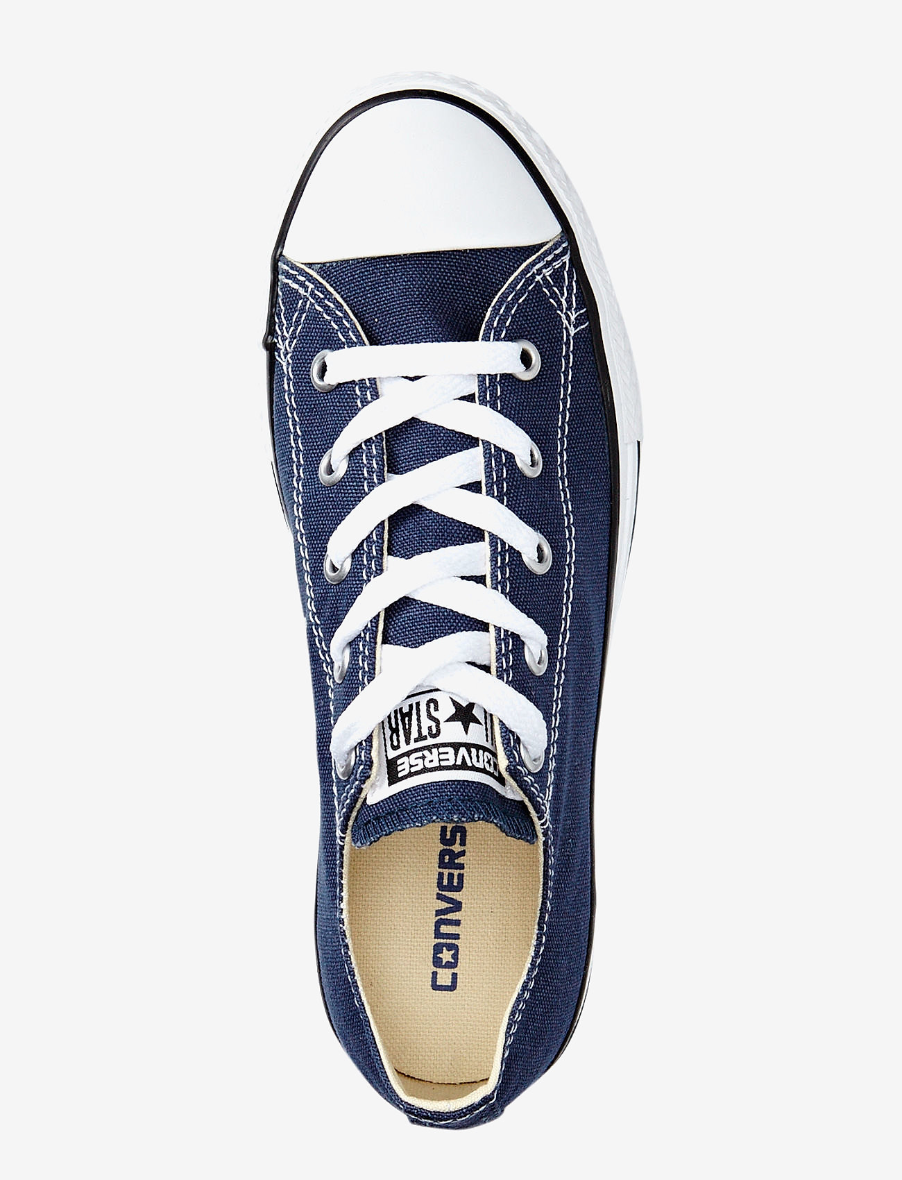 Converse - YTHS C/T ALLSTAR OX - low-top sneakers - navy - 1