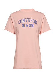 All Star Relaxed Tee - BLEACHED CORAL