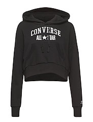 Converse All Star Pullover Hoodie - BLACK