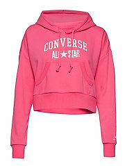 Converse All Star Pullover Hoodie - STAWRBERRY JAM