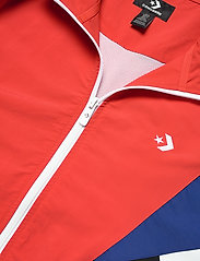 Converse - ARCHIVE TRACK JACKET RED MULTI - athleisure jackets - university red multi - 3