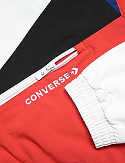 Converse - ARCHIVE TRACK JACKET RED MULTI - athleisure jackets - university red multi - 4