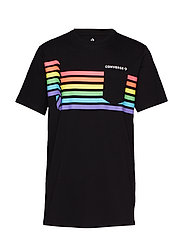 PRIDE POCKET TEE - BLACK