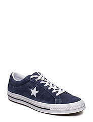 ONE STAR OX - NAVY/WHITE/WHITE