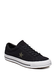 ONE STAR OX - BLACK/ FIELD SURPLUS/ WHITE