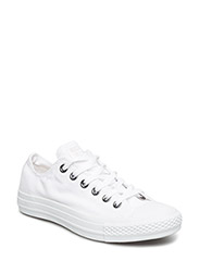 6d121ff0bcdb All Star Canvas Ox - WHITE MONOCHROME. Converse
