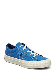 ONE STAR OX - BLUE/NAVY/EGRET