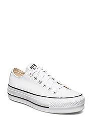 CTAS LIFT CLEAN OX WHITE/BLACK/WHITE - WHITE/BLACK/WHITE
