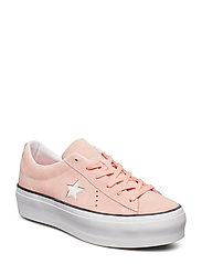 ONE STAR PLATFORM OX - BLEACHED CORAL