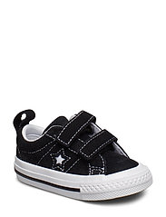 ONE STAR 2V OX - BLACK/WHITE/BLACK