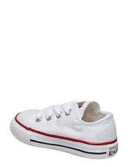 Converse - C/T A/S OX - sportiska stila apavi - optical white - 1