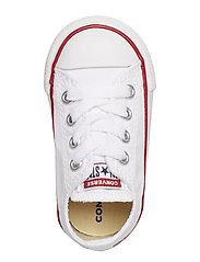 Converse - C/T A/S OX - sportiska stila apavi - optical white - 3