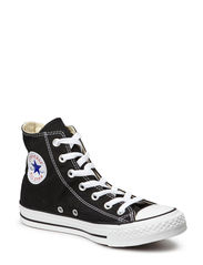 e4663b6ddc4 All Star Canvas Hi - BLACK