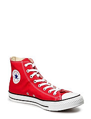 ALL STAR HI RED - RED