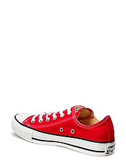 Marke Schuhe Converse RED ALL STAR OX RED Damen Schuhe CON9696