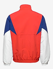 Converse - ARCHIVE TRACK JACKET RED MULTI - athleisure jackets - university red multi - 2