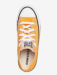Converse - CTAS OX KUMQUAT - sneakers - kumquat - 3