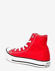 Converse - YTHS C/T ALLSTAR HI - high-top sneakers - red - 1